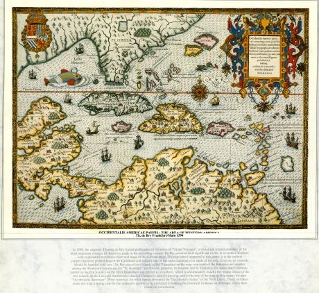 Mapa siglo XVI